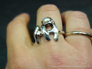 souvenir ourives anel trastevere guia De roma - Souvenirs alternativos em Roma