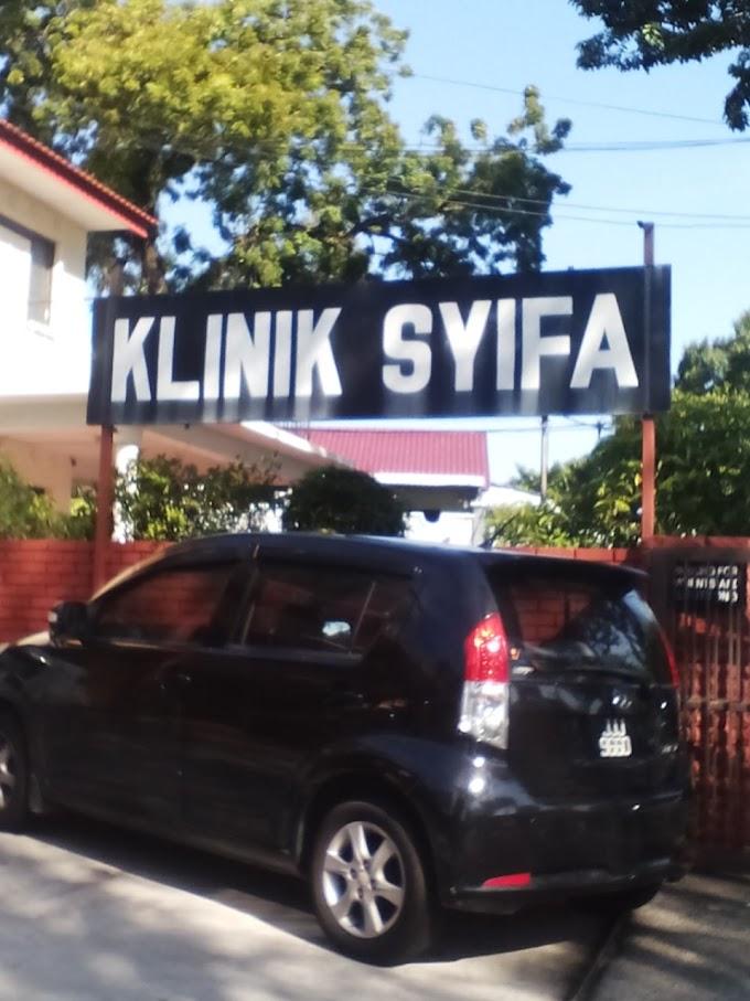 Klinik Syifa, Gelugor, Penang.