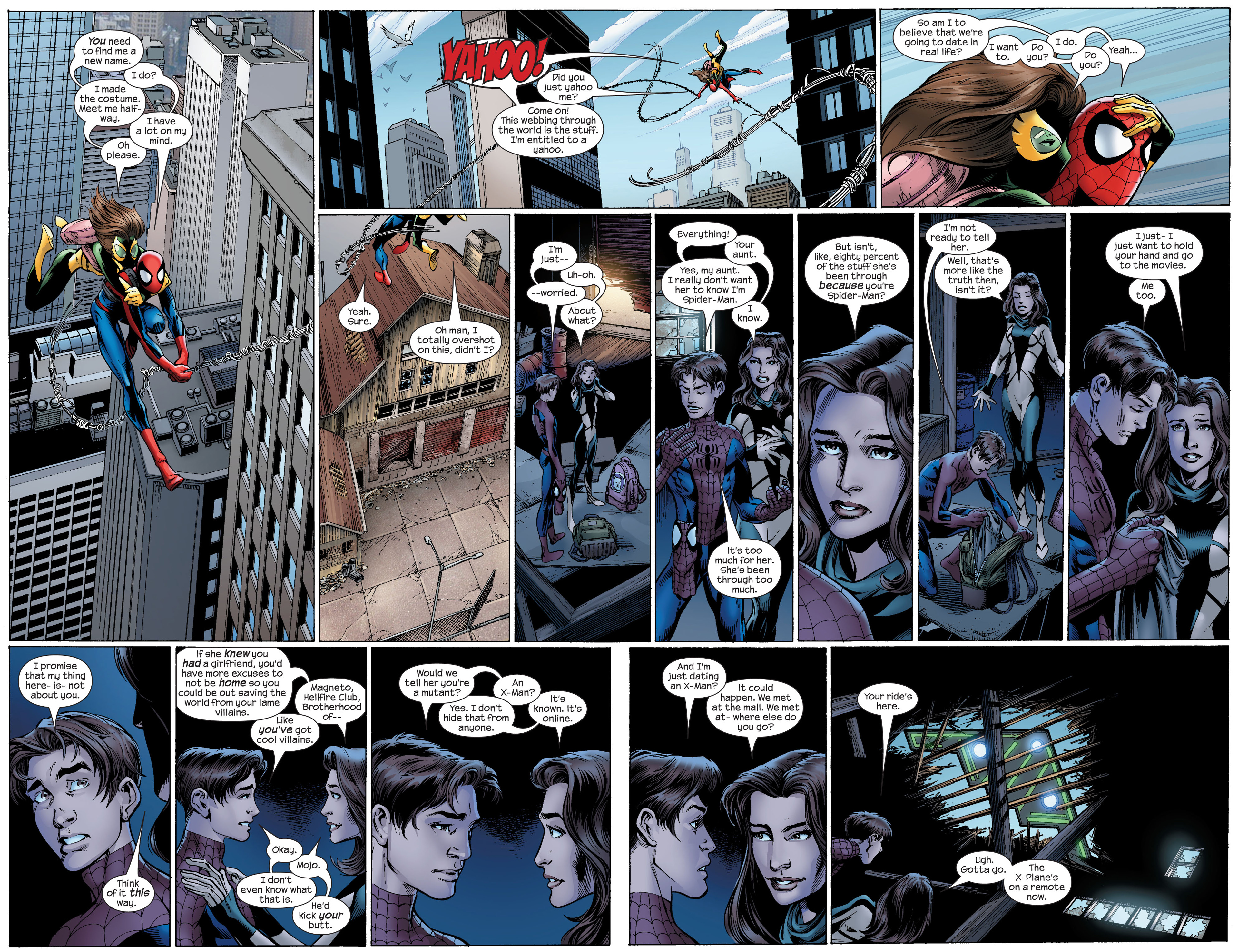 Read online Ultimate Spider-Man (2000) comic -  Issue #91 - 11