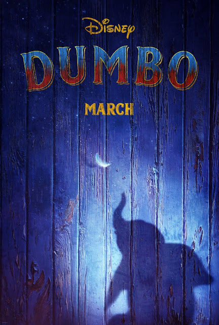 Wow! Check out the new Live action Dumbo trailer & Poster!