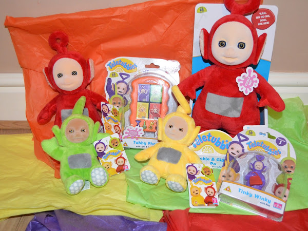 Teletubbies Toys Review