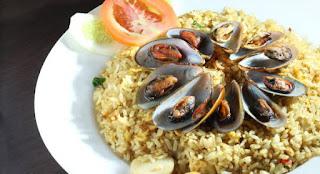 Resep Nasi Goreng Kerang