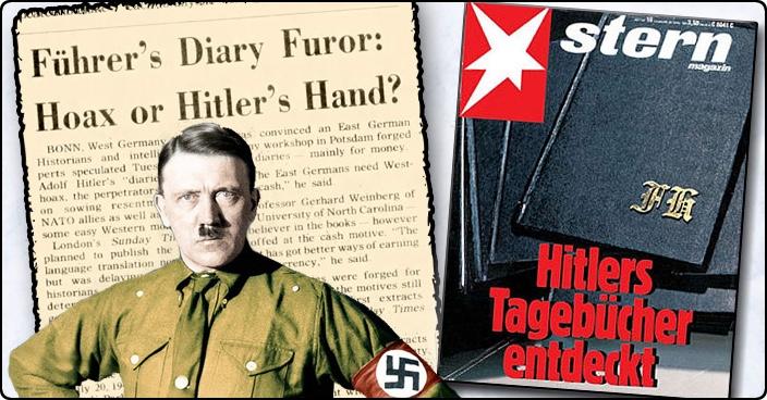 Hoax: Dari Perburuan Penyihir Sampai Kebangkitan Hitler