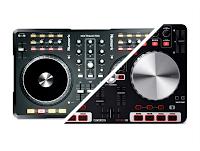 Reloop BeatMix i Numark MixTrack PRO