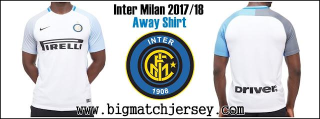 Nike Inter Milan 2017-18 Away Shirt