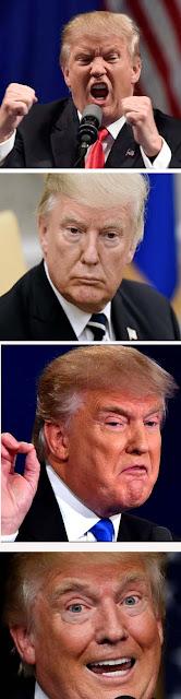 Mentally-ill Trump