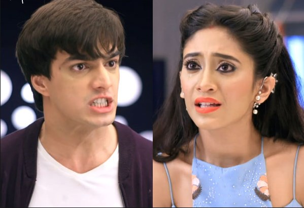 Yeh Rishta Kya Kehlata Hai: Kartik shocked with Naira's pregnancy news vent out anger
