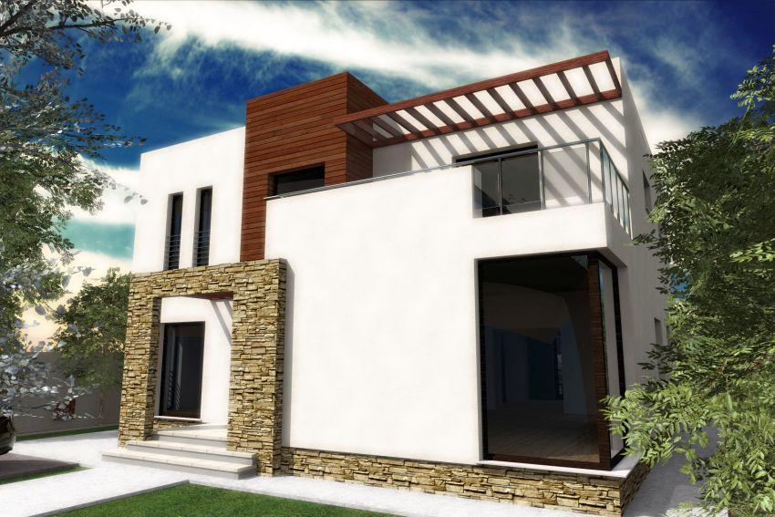 Casa prefabricada anti sismica nerja casas prefabricadas - Modelo casa prefabricada ...