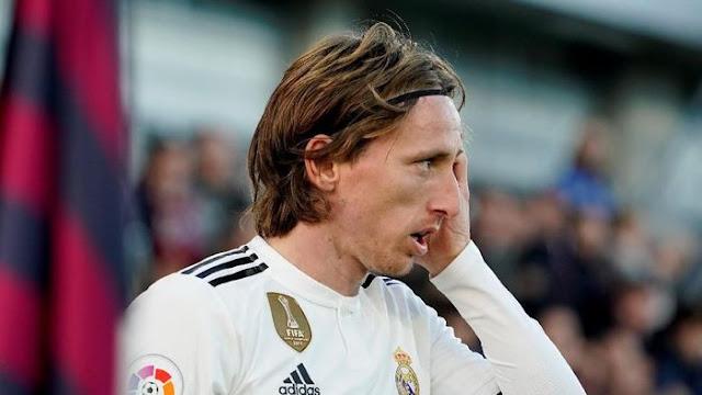 Milan Tunggu Peluang Rekrut Modric