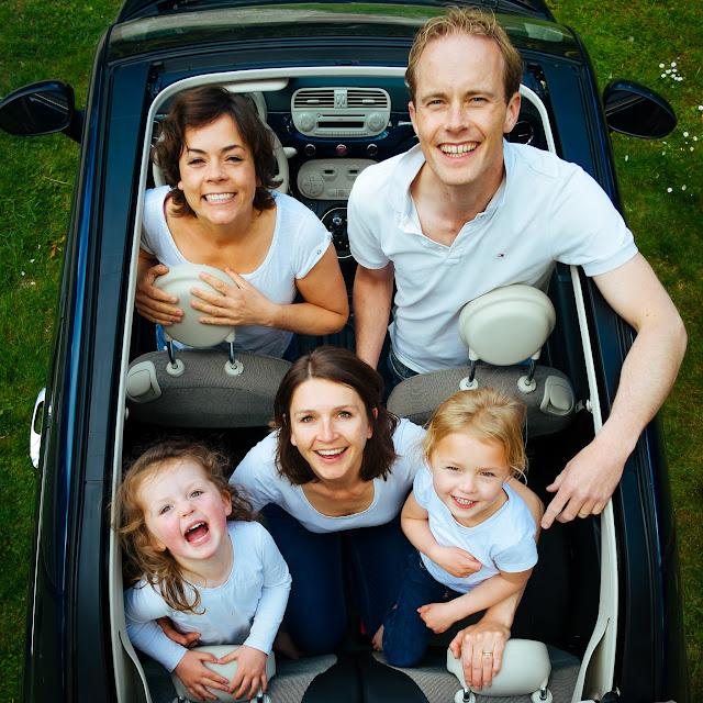 Cómo viajar seguros en coche con niños