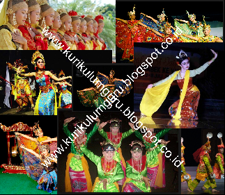 Download Kumpulan Video Kesenian Tarian Daerah Indonesia