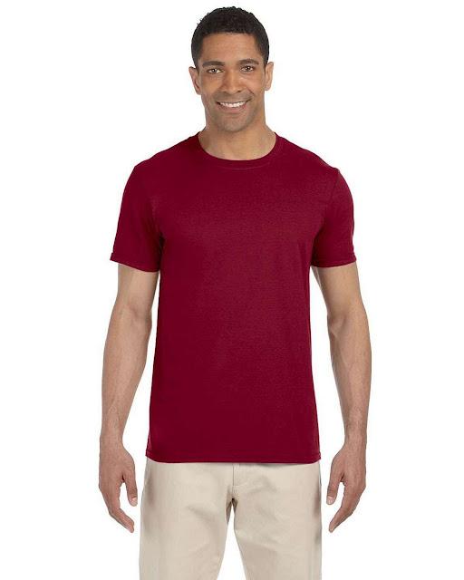 Gildan64000 Tee Shirt (31 Colors)