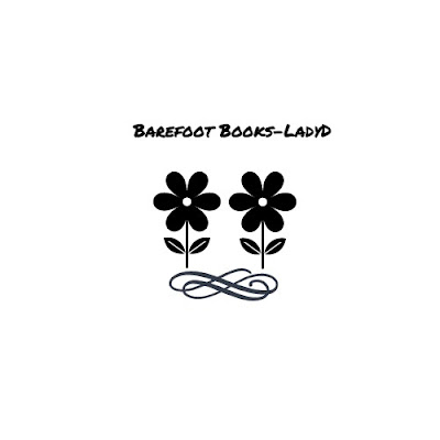Logo for Barefoot Books-LadyD