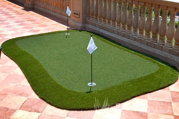 Dave Pelz SYNLawn GreenMaker
