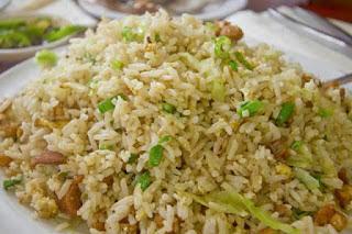 Resep Nasi Goreng Ikan Asin dan Cara Membuatnya