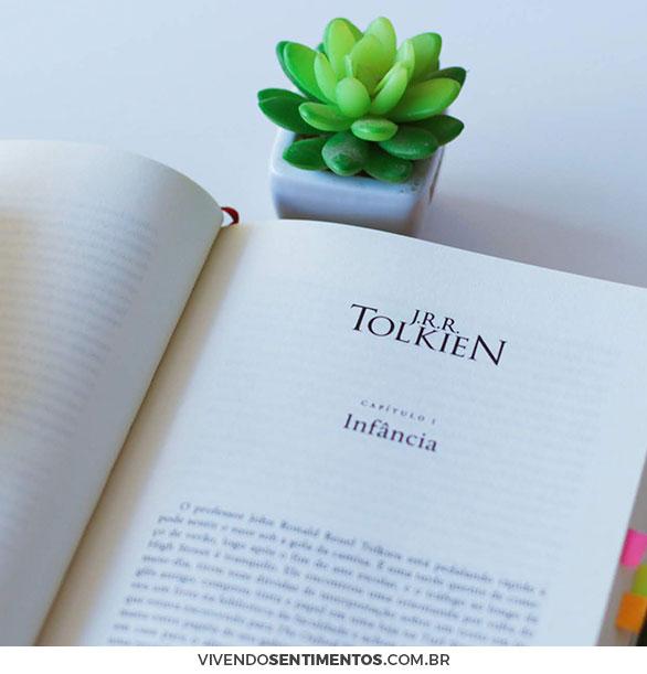 J.R.R. Tolkien O Senhor da Fantasia - Michael White