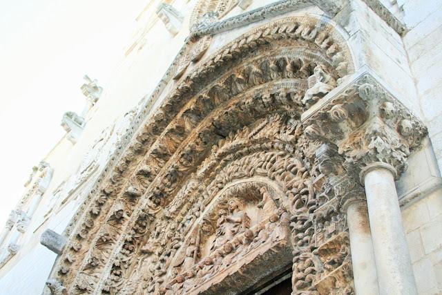 Portale Cattedrale Altamura