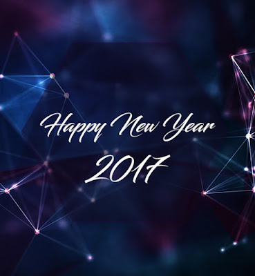 Happy New Year 2017 Facebook Profile Pictures
