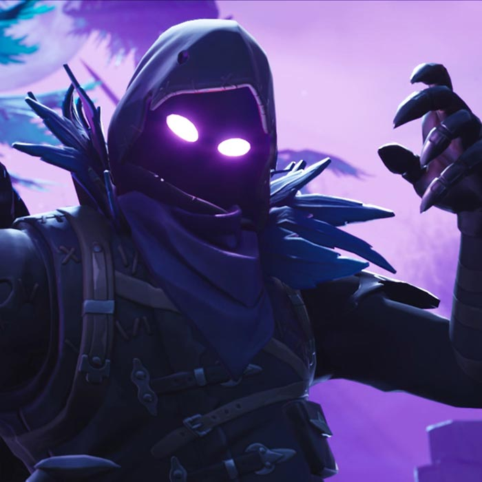 Fortnite Raven Cool Backgrounds Photos Pictures Www Picturesboss Com