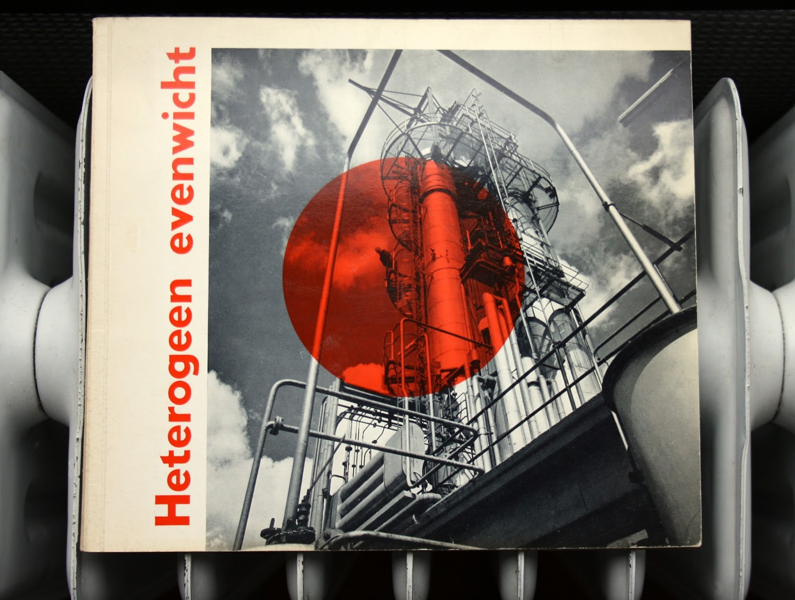 Heterogeneous Equilibrium Modernism Graphic Design B Mol Cas Oorthuys 1 100 Dutch Photographic