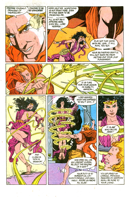 Read online Wonder Woman (1987) comic -  Issue #51 - 15