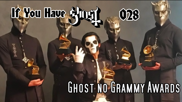 ghost bc podcast grammy awards 2016