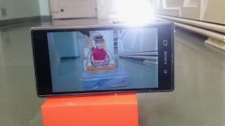 Flash LED Selfie Buatan Sendiri