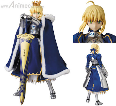 Figura Saber/Artoria Pendragon Ver.1.5 Real Action Heroes (RAH) Fate/Grand Order