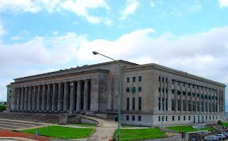 O Belo Prédio da Faculdade de Direito, Recoleta, Buenos Aires