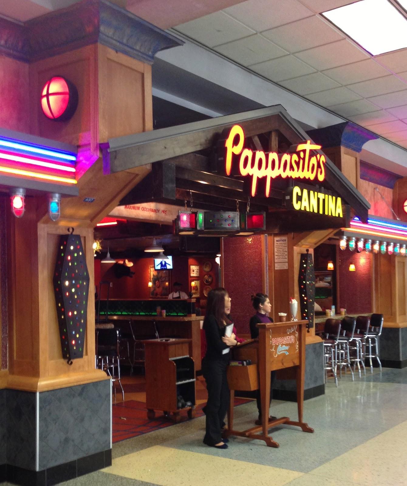 TASTE OF HAWAII: PAPPASITO\'S CANTINA - DALLAS, TEXAS