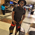Jim Iyke looks stylish as he arrives Vegas for his 40th birthday