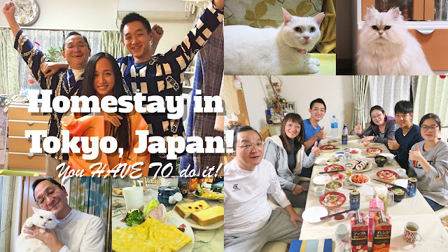 Japan homestay