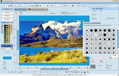 تنزيل برنامج تعديل الصور الفوتوغرافية Focus Photoeditor