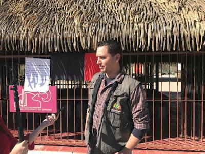 Doce empleados del Centro Ecológico de Hermosillo piden pago de 3 quincenas