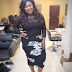 Checkout Uche Jombo's response to a fan who mocked her dressing (photos)