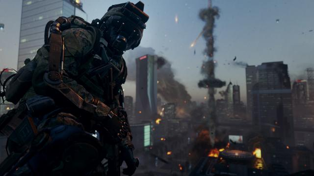 Call Of Duty Advanced Warfare Torrent