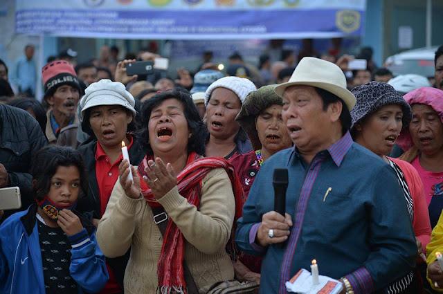 Basarnas Hentikan Pencarian Korban KM. Sinar Bangun