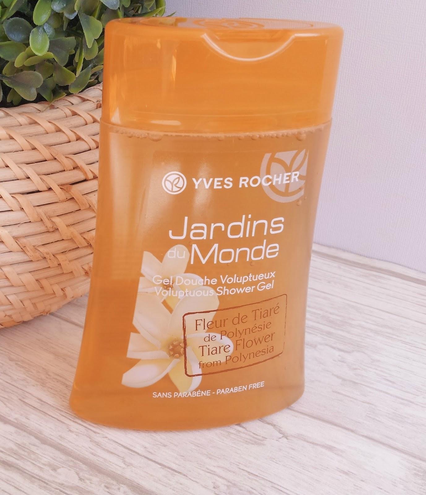 Miss Beaute Addict Gel Douche Jardins Du Monde Yves Rocher