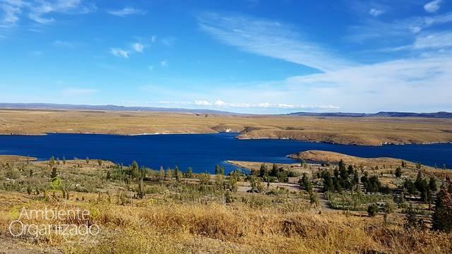 Lago em Bariloche