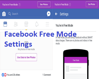 How To Use Free Mode To View Images On Facebook
