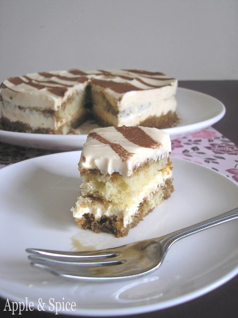 apple spice the cake slice january 2012 tiramisu cake. Black Bedroom Furniture Sets. Home Design Ideas