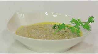 طريقة عمل عدس مدمس مع الجبن الطري مع عماد الخشت في طبخة ونص