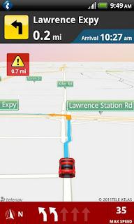 TeleNav的GPS導航儀1.0