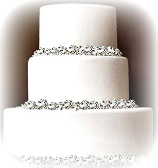 edible diamonds wedding cake suzy homefaker edible sugar diamonds 13896