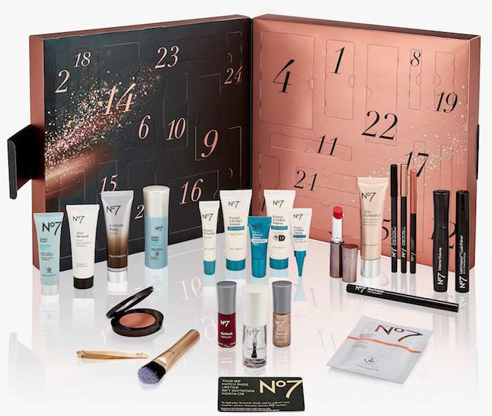 Boots No7 Advent Calendar 2018