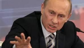نجاة بوتين من تفجيرات سان بطرسبرج