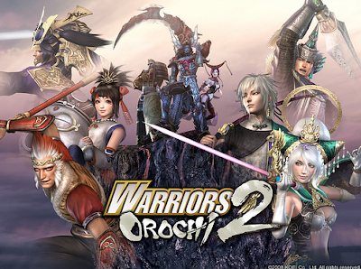 Download Warriors Orochi 2 (USA) ISO/CSO PSP PPSSPP High Compressed For Android
