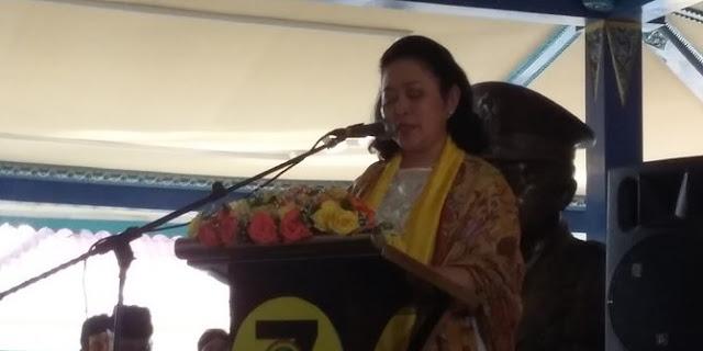 Titiek Soeharto di peringatan HUT RI: Selama ini kita melupakan pertanian