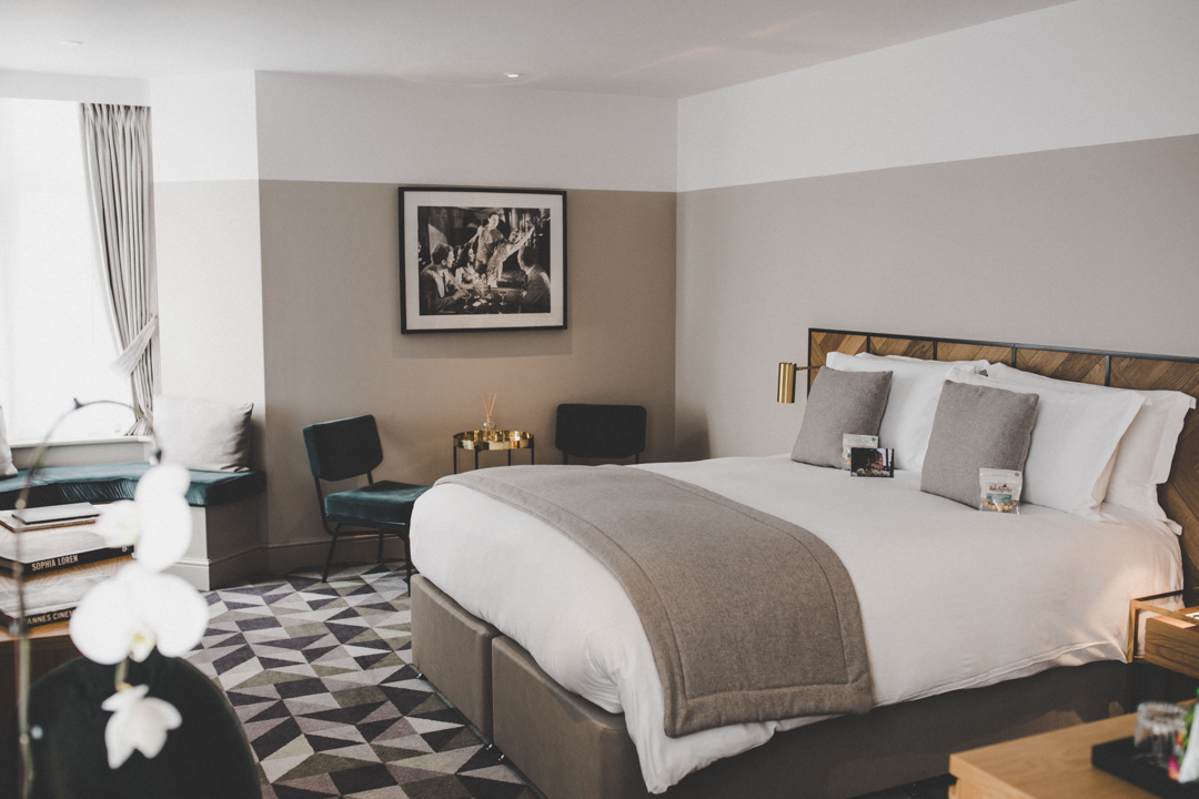 victory house hotel london review