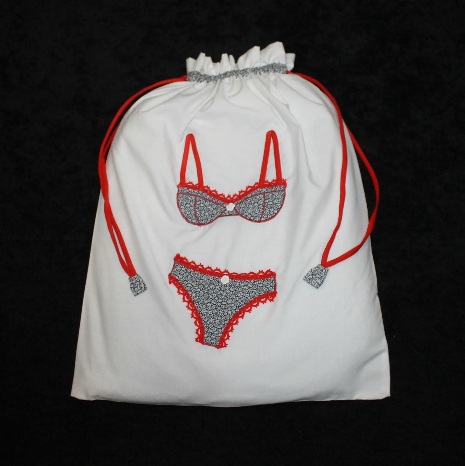O obradoiro de klor bolsas de viaje para ropa interior - Bolsas para ropa ...